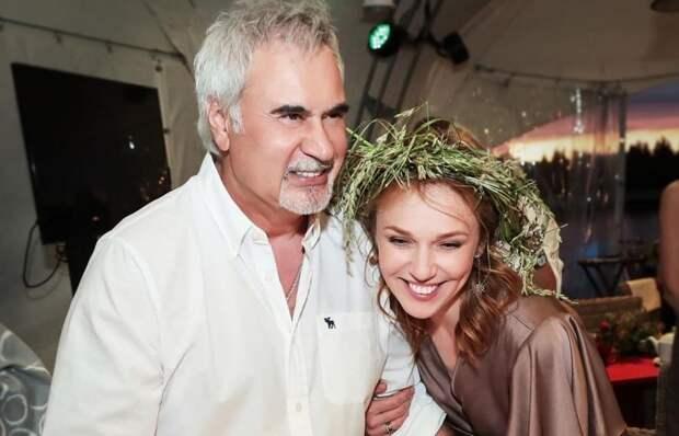 Альбина Джанабаева и Валерий Меладзе ждут ребенка
