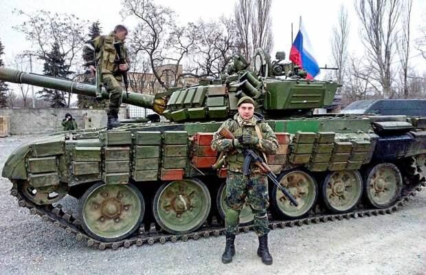 Донбасс на распутье: в русский мир или в американскую колонию