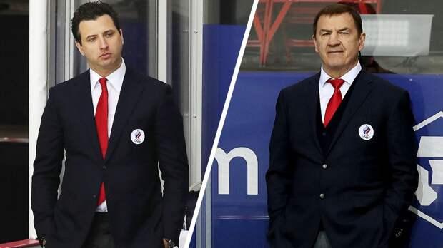Как сборная России будет жить после провала на ЧМ-2021. За все ответят боссы ФХР или снова уволят тренеров?