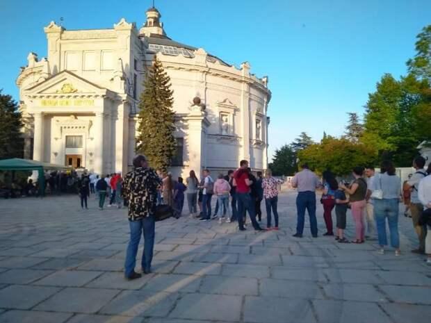 «Ночь музеев» в Севастополе прошла при полном аншлаге