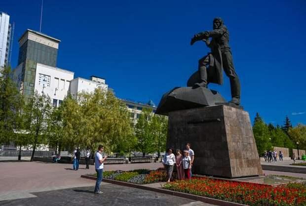 «Весна Победы»: в Челябинске проходит фестиваль