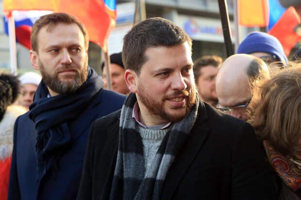 Леонид Волков сообщил о закрытии штабов Навального