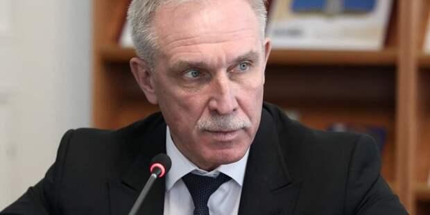 Губернатор Морозов решил сменить работу