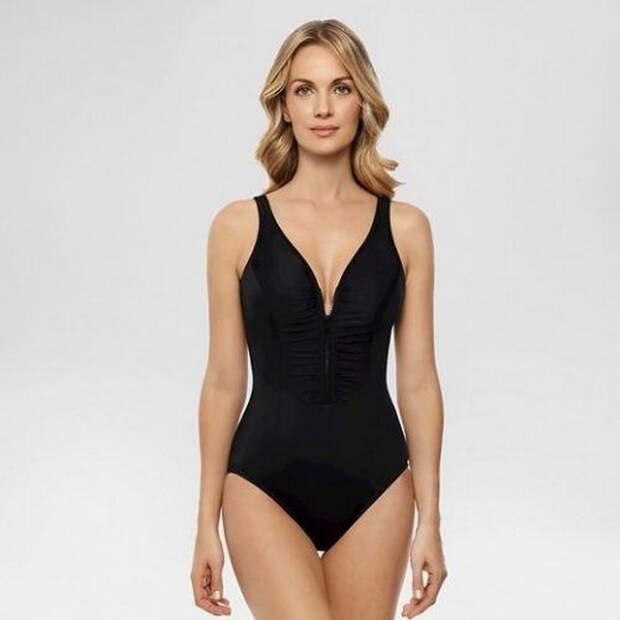 Открываем летний сезон: 7 моделей купальников, которые позволят выглядеть на 7 кило стройнее