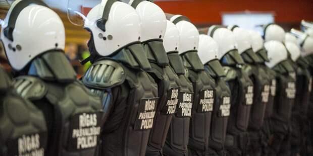 Полиция Риги жалуется на дефицит кадров, способных выражать мысли на бумаге