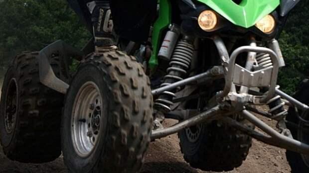 К Демерджи без шлема: в Алуште разбился подросток на квадроцикле