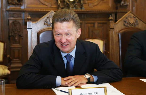 Премии руководства «Газпрома» выросли в 1,8 раза при убытках в ₽278 млрд