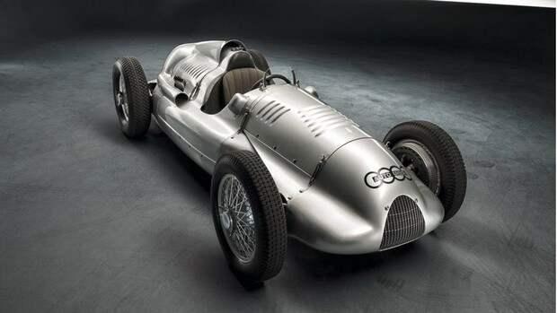 В 1939 году Type D развил 330 км/ч — вдвое больше тогдашнего рекорда скорости СССР. Сегодня болиды Auto-Union оцениваются в десять и более миллионов долларов