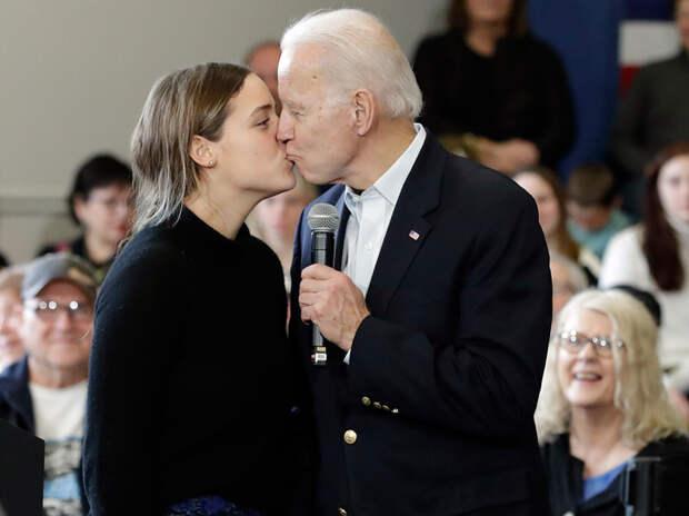 Америка и Байден: спасибо деду за победу