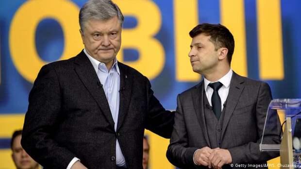 «Мертвый гусь» Порошенко хочет отцепить Зеленского