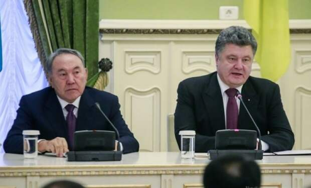 Ритуальный визит: Почему Назарбаев разочаровал Порошенко?