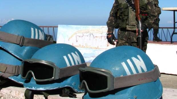 Граждане ЦАР уличили миротворцев ООН в поддержке боевиков оружием и боеприпасами