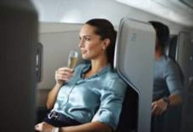 Лайфхак – Как летать в салоне бизнес-класса не переплачивая за это