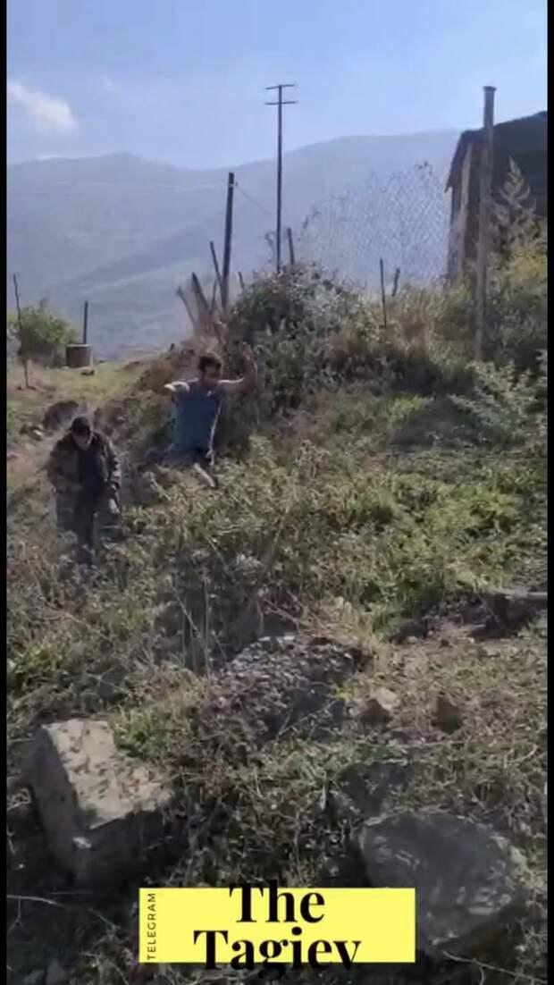 Расстрел пленных армян