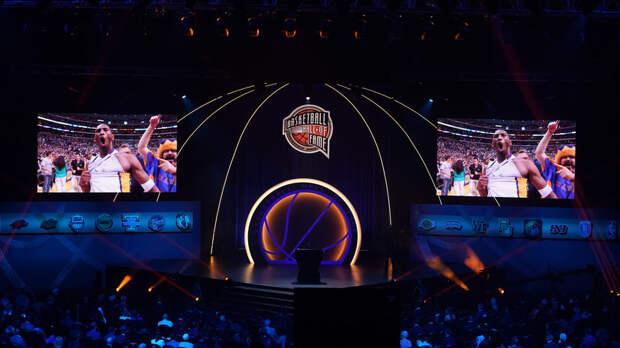 Брайант посмертно включён в Зал славы баскетбола