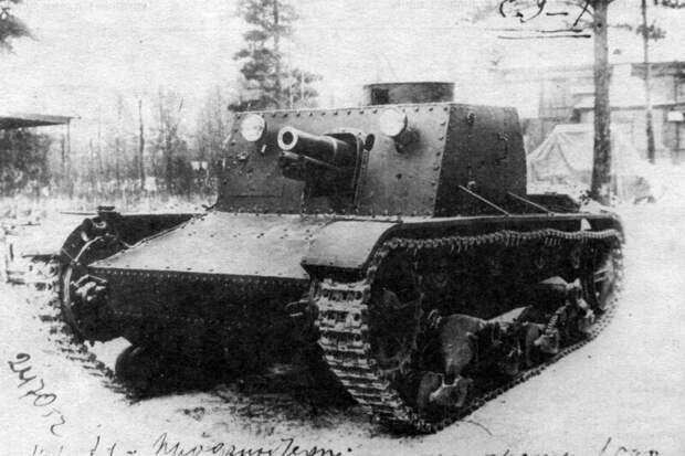 На фото и рисунке – СУ-1 военная техника, военное, история, много букв, танки, танки СССР, техника, факты