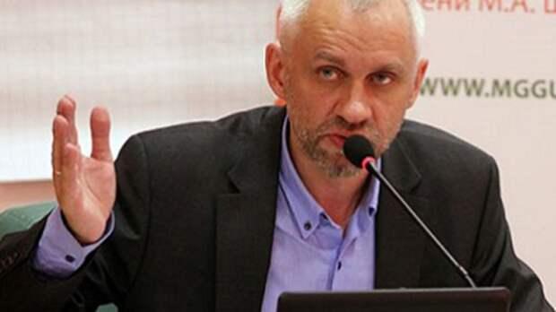 Политолог Шаповалов назвал Грузию площадкой для ведения информационной войны против России