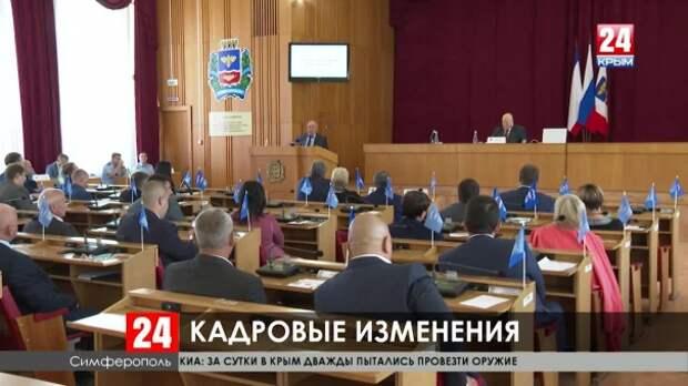 Виктор Агеев во второй раз стал главой горсовета Симферополя