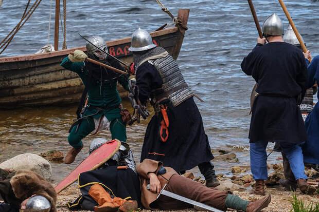 Огненный штурм: как новгородцы отбили Орешек у шведских крестоносцев
