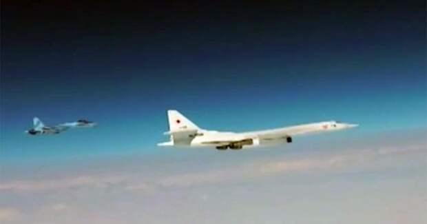 В США заявили о залетевших в зону ПВО российских бомбардировщиках