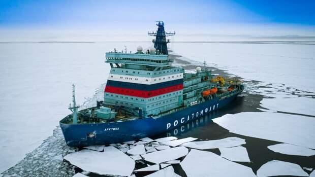 Американцы объяснили, почему США уже проиграли России «войну» за Арктику