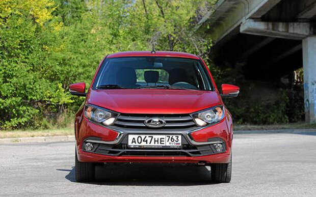 Lada Granta: из-за тормозов под отзыв попали почти 4 тысячи машин