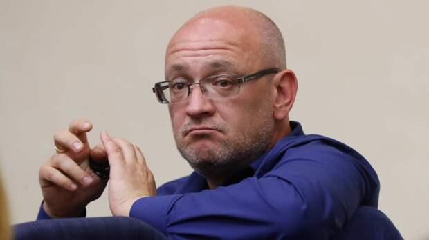 Максим Резник планирует вступить в борьбу с Навальным