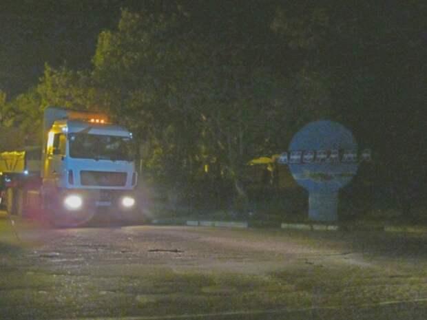 В Севастополе продолжают сносить строения (фото)