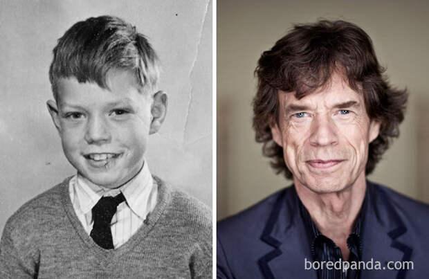 Удивительные фото детства известных людей
