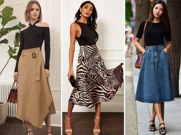 Какие юбки носить грядущей весной