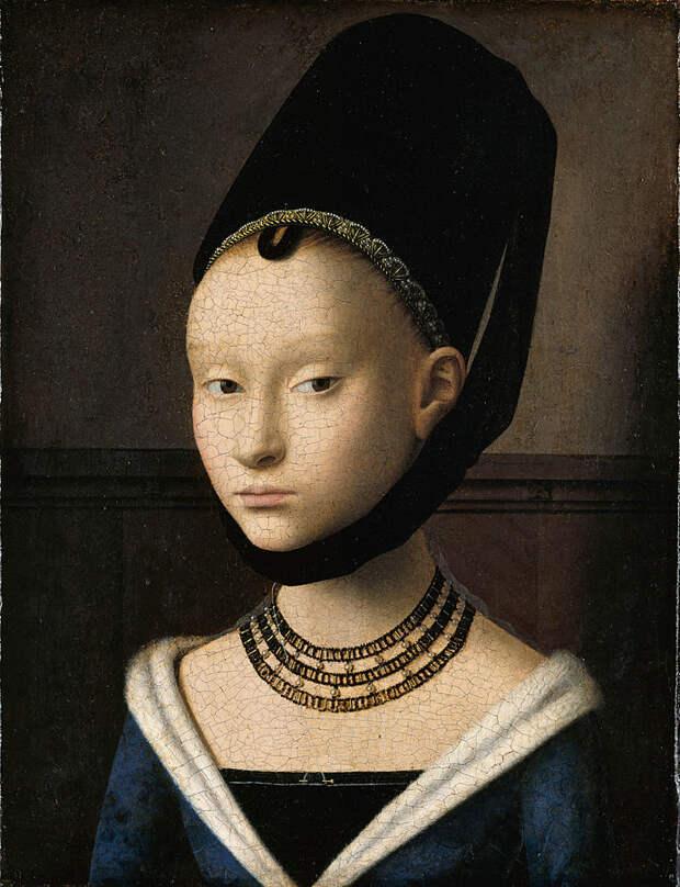 690px-Petrus_Christus_-_Portrait_of_a_Young_Woman_-_Google_Art_Project.jpg