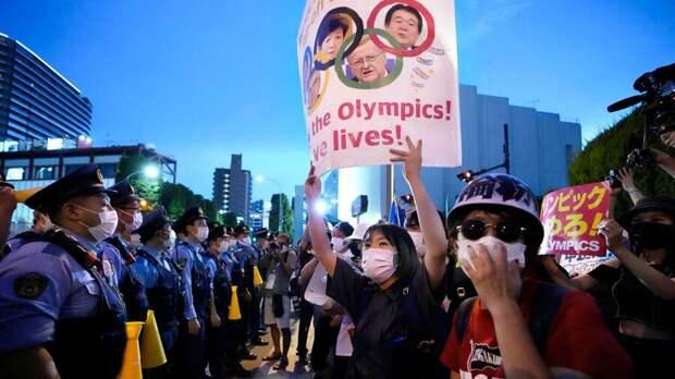 Ковидная олимпиада