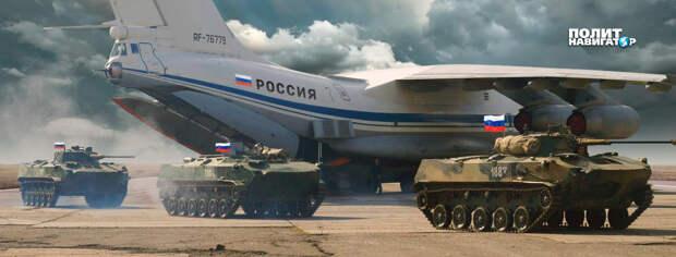 Красносельский: Тирасполь готов принимать российские самолеты
