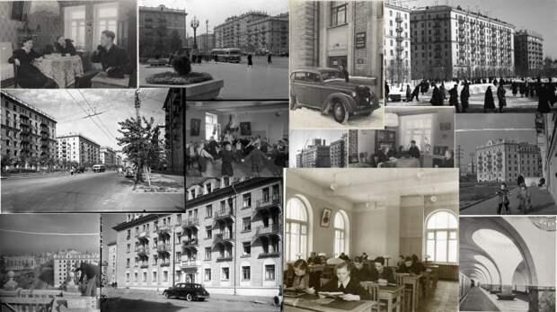 «Песчаные истории»: галерея на Соколе открыла сбор архивных фотографий района