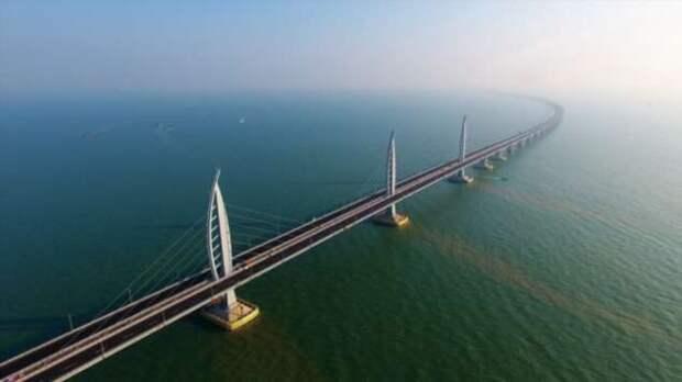 Мегапроекты, вызывающие чувство гордости за инженерный гений создателей