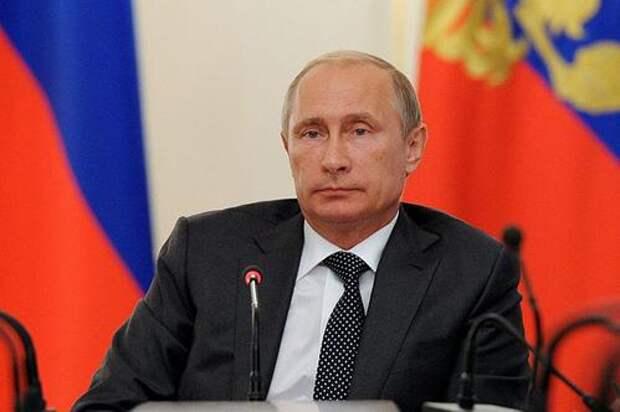 Президент Путин поработал для «Спокойной ночи, малыши»