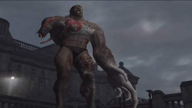 Танатос (Resident Evil Outbreak)