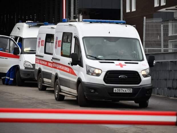 В Роспотребнадзоре назвали неблагополучной эпидемобстановку в Москве