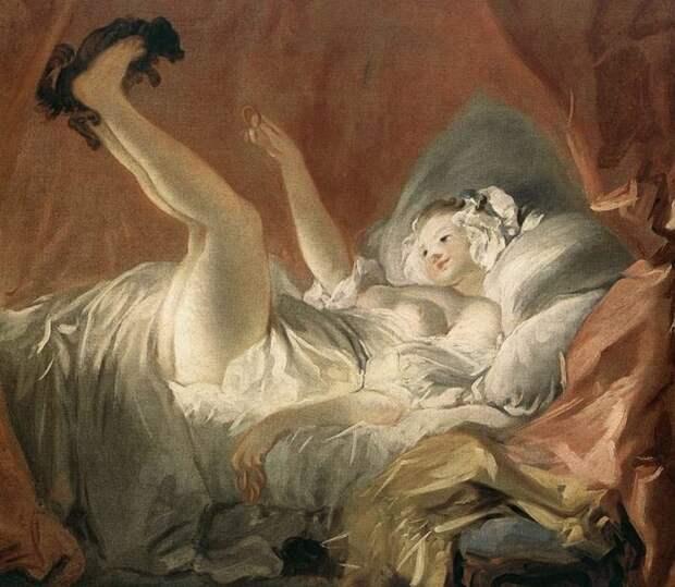Игриво-эротические картины, в которых нет и намёка на секс 17 век, живопись, интересное, искусство, картины, художники, эротизм