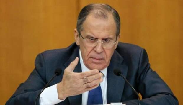Санкции США возмутили Москву: Сергей Лавров лично высказал Керри всё, что думает