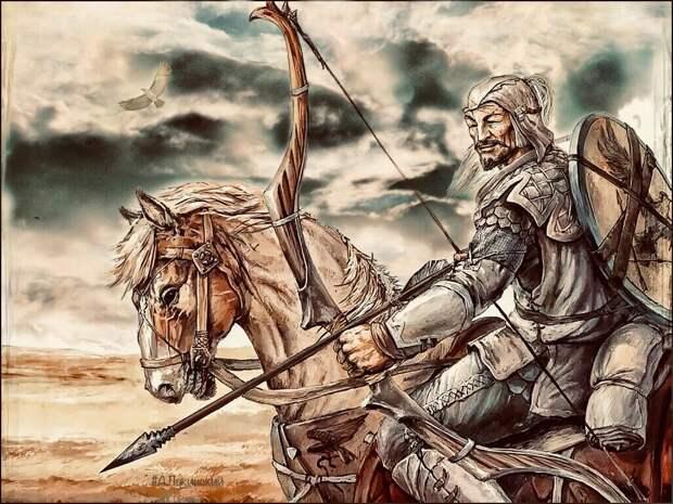 пришло время татарских Орд