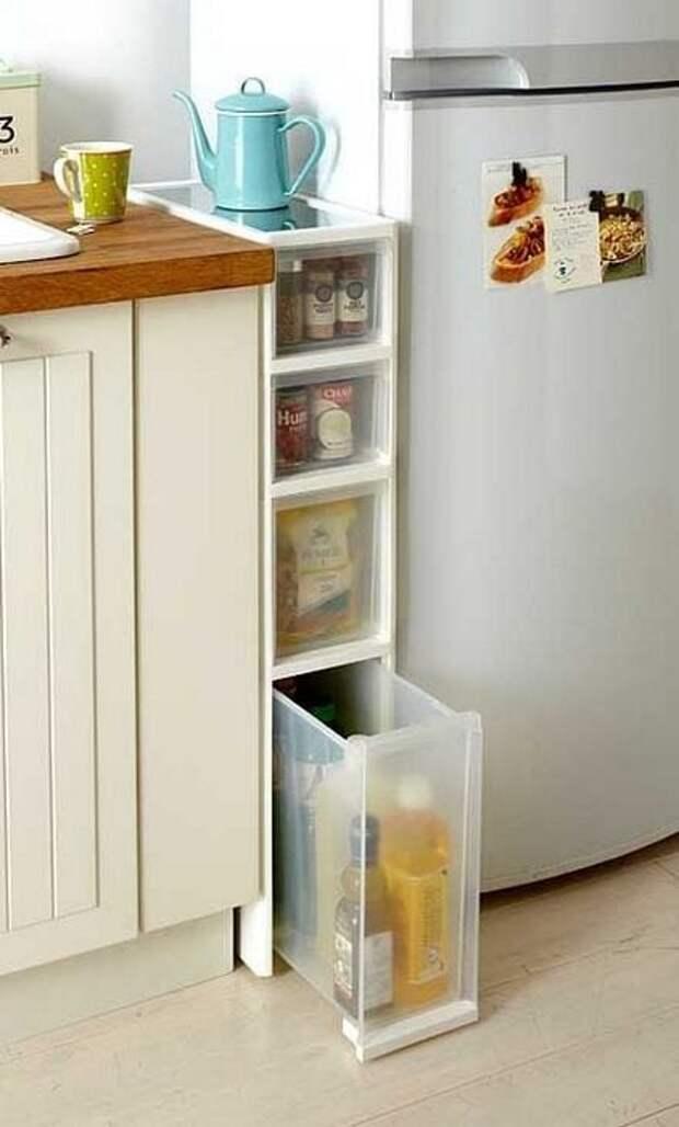 19 идей для маленькой и тесной кухни, которые нужно взять на вооружение