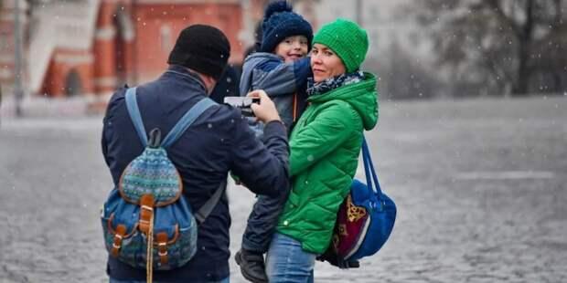Собянин упростил порядок получения социальных выплат семьями с детьми Фото: Ю. Иванко mos.ru