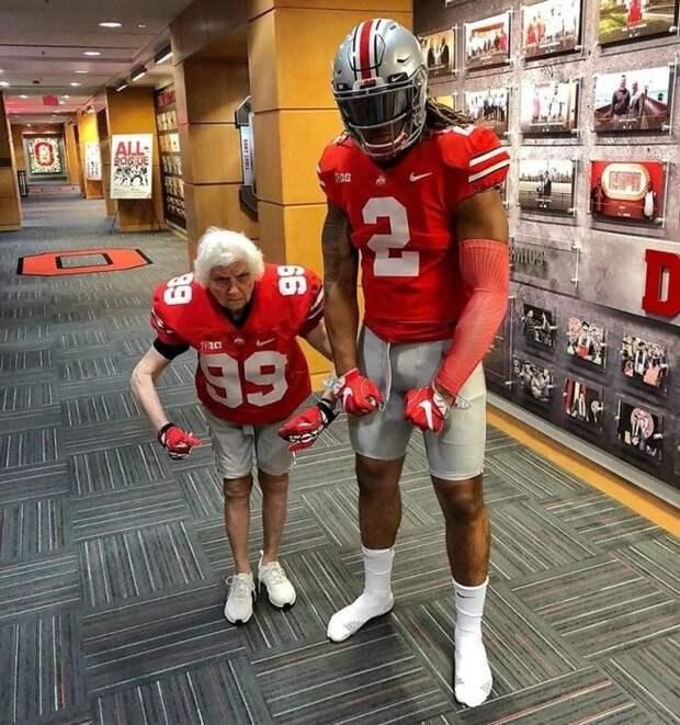 Внук & Бабушка - идеи крутых фото