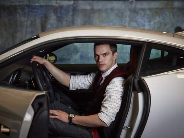 Jaguar нашел нового британского злодея
