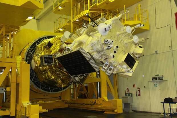 """Спутник """"Метеор-М 2-2"""" не успеют подготовить к запуску в этом году"""