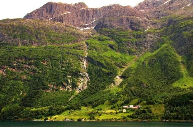 fjords41 Самые красивые фьорды Норвегии
