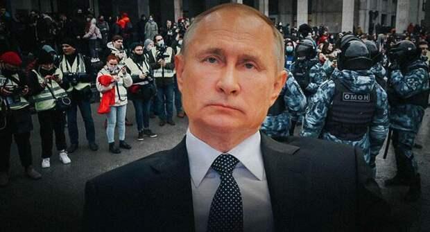 Полный разгром прозападной «оппозиции». США сдали не только Навального