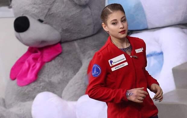 Тутберидзе: «Косторная сказала, что не может находиться на льду с определенным списком спортсменов»