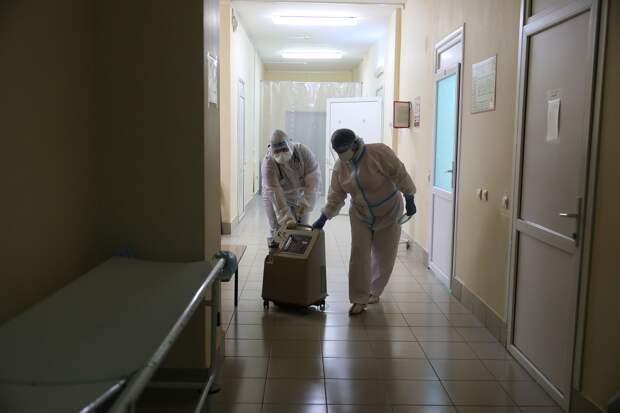В14 районах Нижегородской области засутки невыявлено новых случаев заражения коронавирусом
